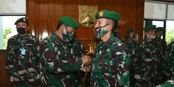 Tiga Jabatan di Kodam IV/Diponegoro Diserahterimakan