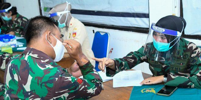 Kodam IV/Diponegoro Gelar Evaluasi Kecacatan Prajurit TNI