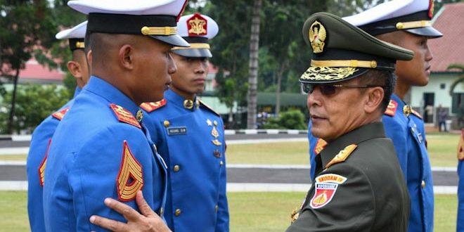 Pangdam IV/Diponegoro Hadiri Wisuda Taruna/Taruni Tingkat IV Akmil