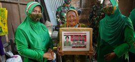 Jumat Berkah Ibu Hetty Andika Perkasa, Persit KCK Koorcab Rem 071 PD IV/Diponegoro Berbagi Kasih Sesama