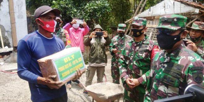 Kasdam IV Diponegoro Apresiasi Upaya Jambanisasi Pemkab Brebes Selepas TMMD Reguler
