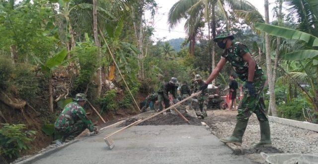 Pembangunan Infrastruktur Jalan Bisa Mewujudkan Desa Sejahtera Mandiri