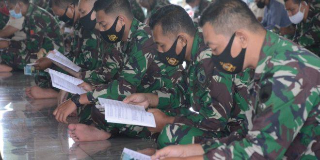Peringati Hari Juang TNI AD Tahun 2020, Kodam IV Gelar Doa Bersama