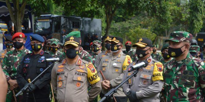TNI Polri Kompak, Stabilitas Nasional Mantap