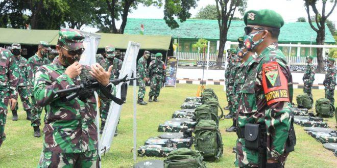 "Waasops Panglima TNI: ""Hidup, Mati, Rejeki Gusti Allah Yang Memberi"""
