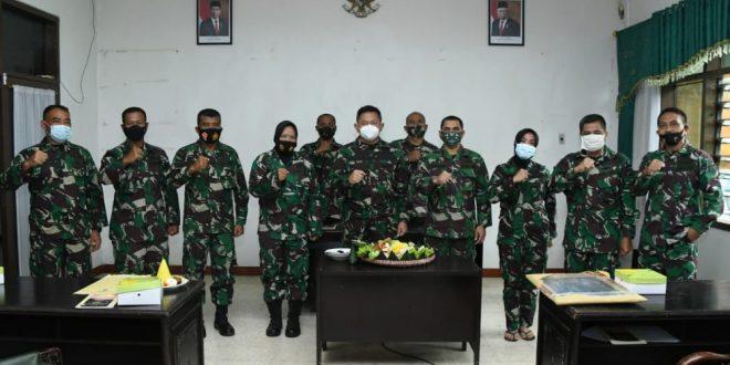 HUT Penerangan Kodam IV/Diponegoro, Kapendam Tekankan Prajurit Agar Selalu Update Informasi