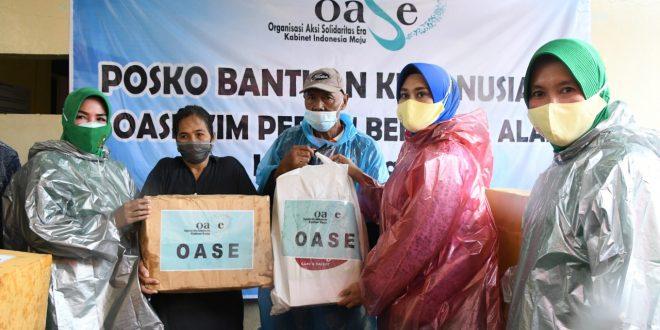 Aksi Sosial, Peduli Korban Bencana Banjir di Semarang
