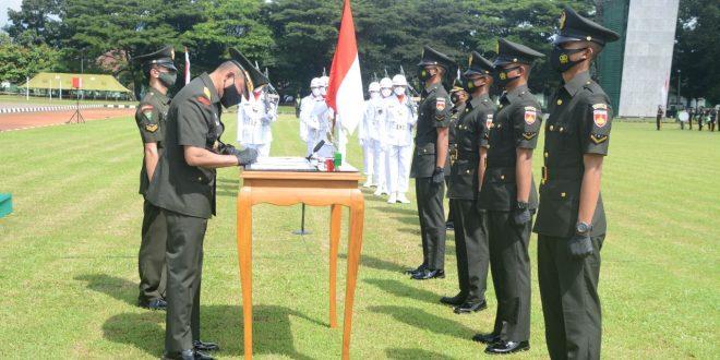 Awal Karier Menjadi Prajurit TNI AD