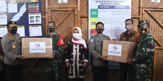 Kodam IV/Diponegoro Serius Dukung Pemerintah Tangani Pandemi