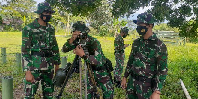 Personel Yonarmed 3/105 Tarik/NP Tingkatkan Kemampuan Mengawaki Alutsista