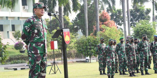 Kesigapan Prajurit Kodam IV Dalam Penanganan Lonjakan Covid 19 Di Jateng