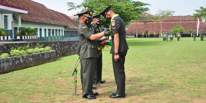 Danrindam IV/Diponegoro Tutup Diktukba TNI AD TA 2021