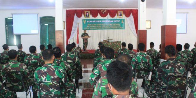 Satgas BKO Solid Dan Siap Berangkat Tugas Papua