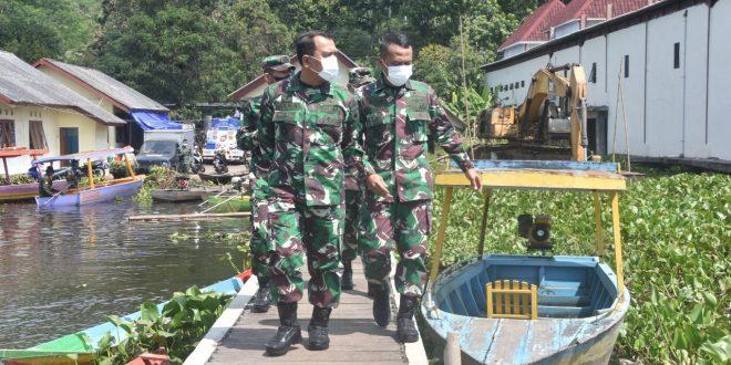 Pangdam IV/Diponegoro : Wujudkan Revitalisasi Danau Rawa Pening Yang Tertib Administrasi