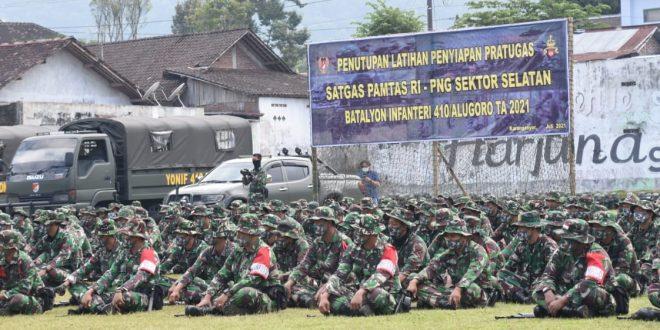 Pangdam IV/Diponegoro : Keberhasilan Hanyalah Bagi Prajurit Yang Terlatih