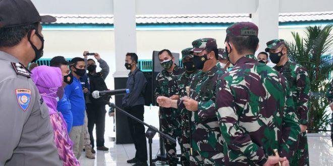 Tekan Kasus Covid-19, Panglima TNI Gunakan Tracer Digital Dan Lapangan