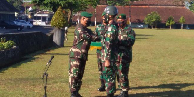 Kodam IV/Diponegoro Gembleng 321 Prajurit Khusus Jadi Babinsa