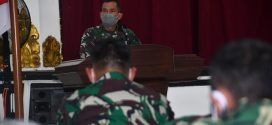 Kodam IV/Diponegoro Selenggarakan Pelatihan Aplikasi Silacak dan InaRISK Untuk Penguatan Tracing