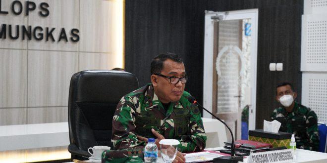 Pangdam IV/Diponegoro Paparkan 9 Kemampuan Pemimpin Di Era Digital 5.0 Kepada Mahasiswa Baru UIN Jakarta