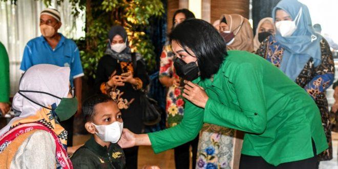 Wujud Kecintaan Jenderal TNI Andika Perkasa Kepada Keluarga Besar TNI AD