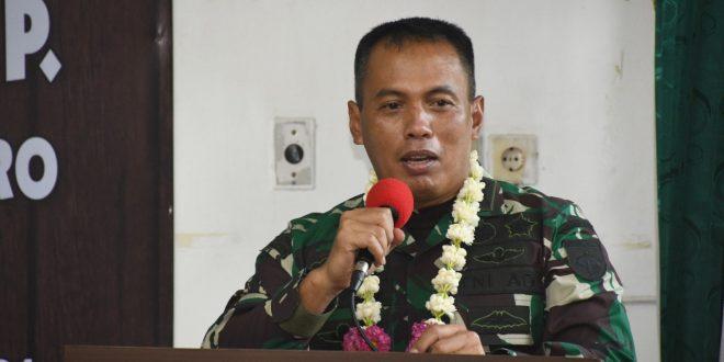 Kolonel Inf Enjang, S.I.P. Resmi Jabat Kapendam IV/Diponegoro