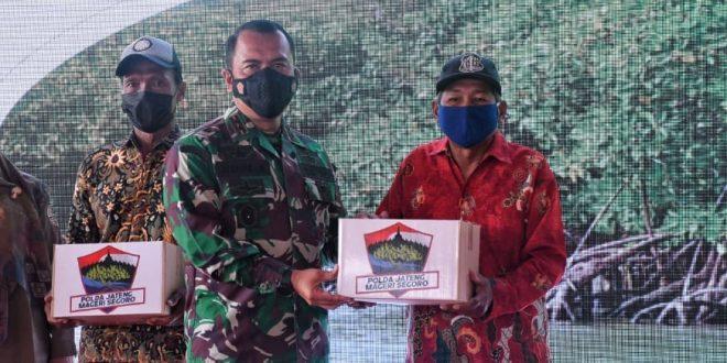 Pangdam IV/Diponegoro Apresiasi Program Polda Jateng Mageri Segoro