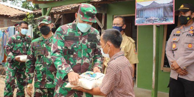 Kasdam IV/Diponegoro Pastikan TMMD Reg-112 Kodim 0726/Sukoharjo Berjalan Sesuai Harapan