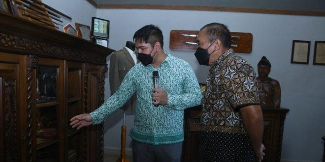 Peresmian Museum Gatot Soebroto Sebagai Bentuk Apresiasi Kodam IV/Diponegoro kepada Pahlawan