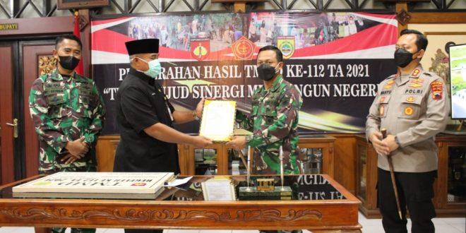 TMMD Wujudkan Daya Tangkal Yang Hebat Untuk Indonesia Lebih Tangguh