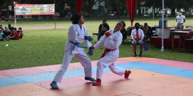 Kejuaraan Karate Danrindam IV/ Diponegoro Se-Kota Magelang
